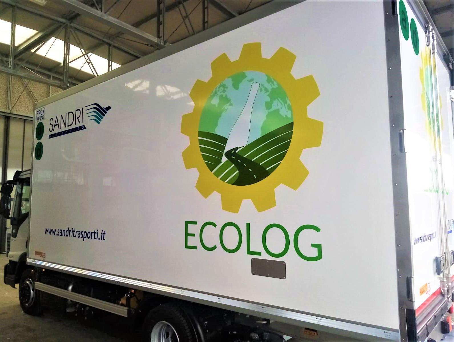 ECOLOG: la logistica del vino diventa green