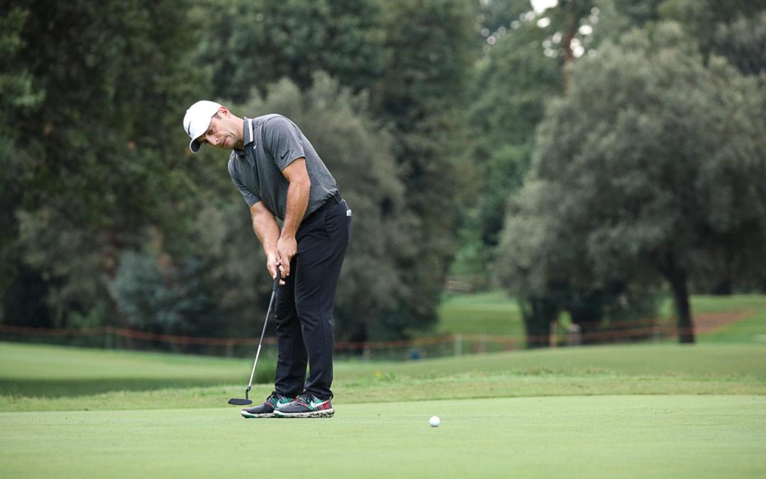 PGA Tour: Francesco Molinari al Wells Fargo Championship