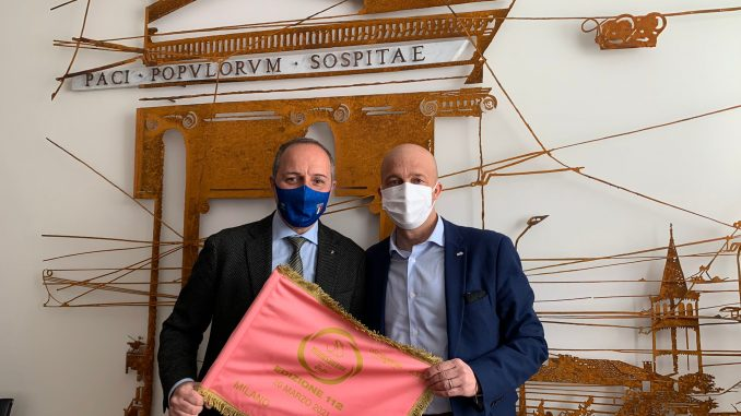 La prima visita ufficiale in Piemonte del neo eletto Presidente FCI