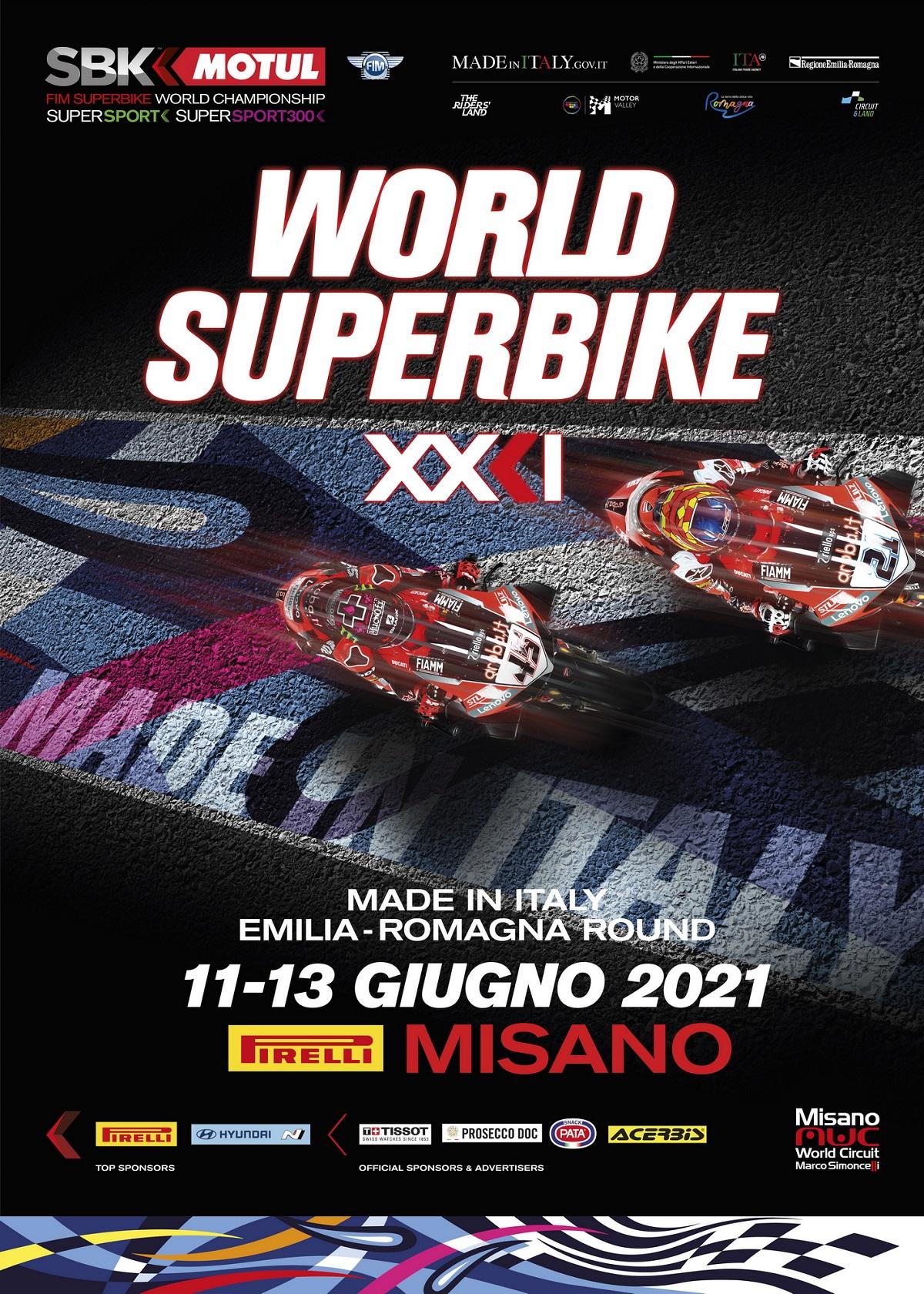 Pirelli Made in Italy & Emilia-Romagna Round al MWC