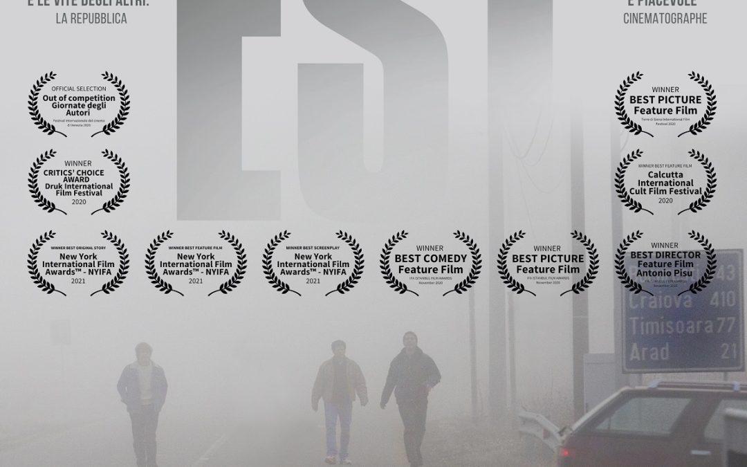 "Il film ""EST"" è match sponsor di Cesena-Mantova"