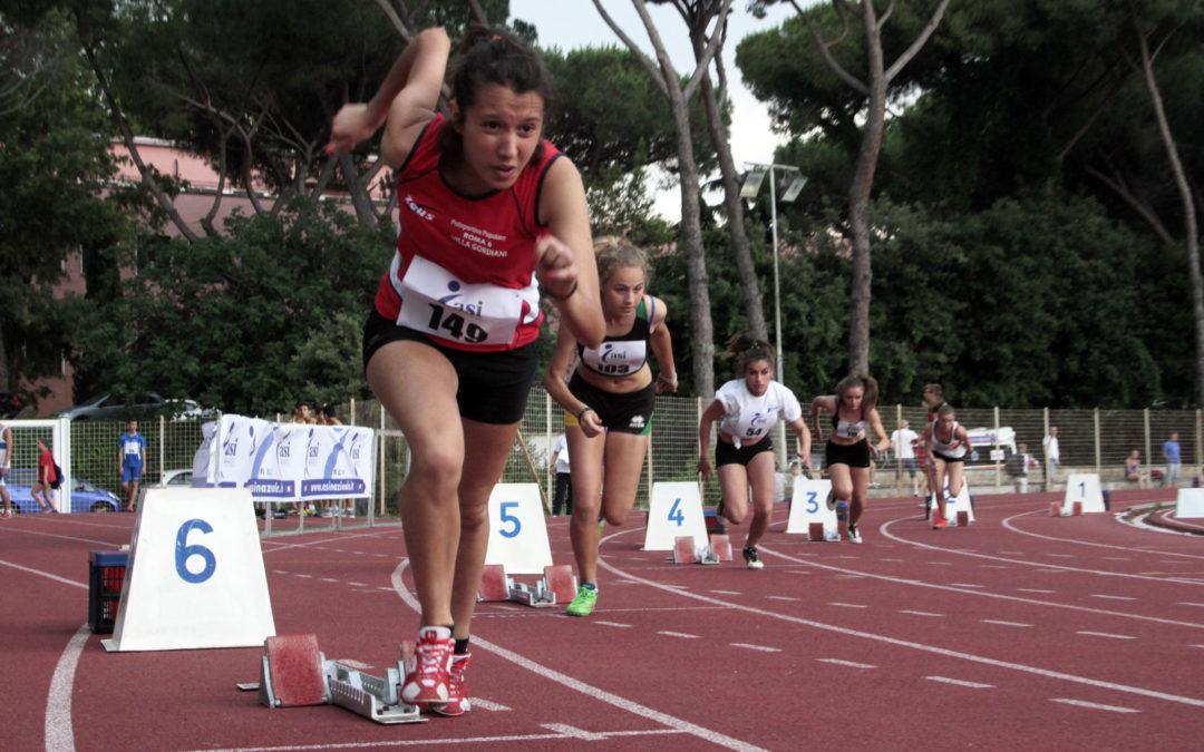 54 edizione del Trofeo giovanile di atletica leggera Giorgio Bravin
