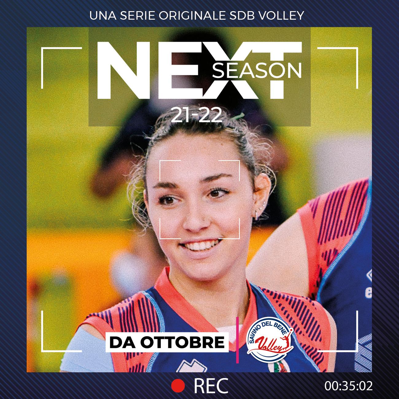 Ci sarà anche Elena Pietrini nella Savino Del Bene Volley 2021/22