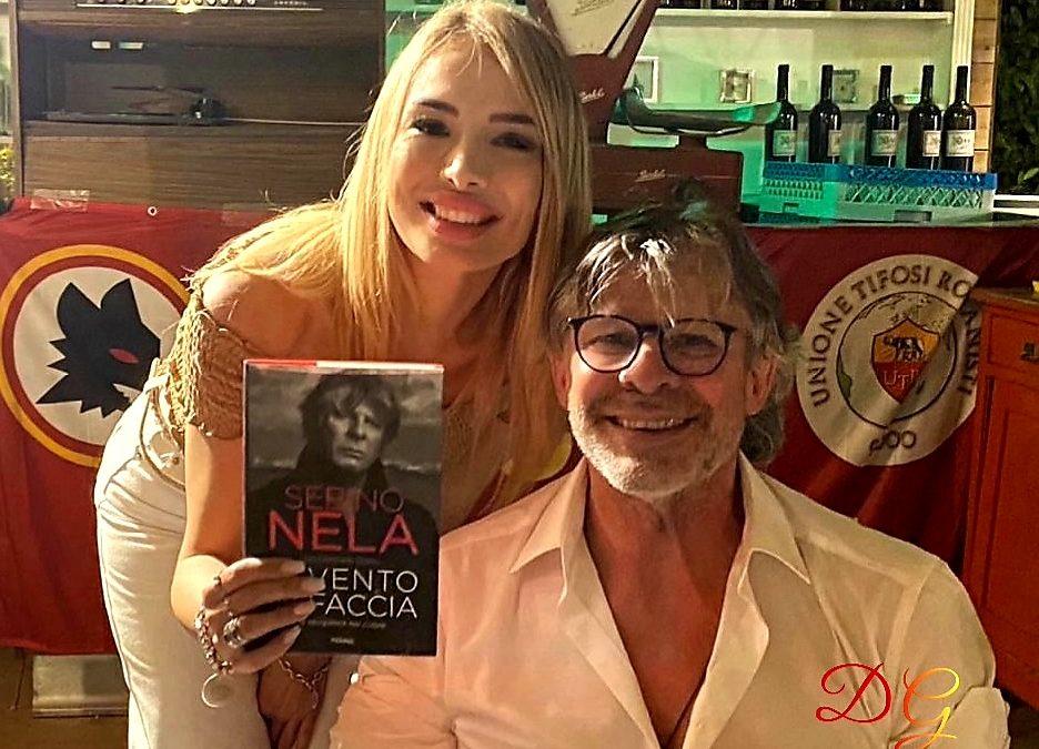 Sebino Nela ha presentato il suo libro