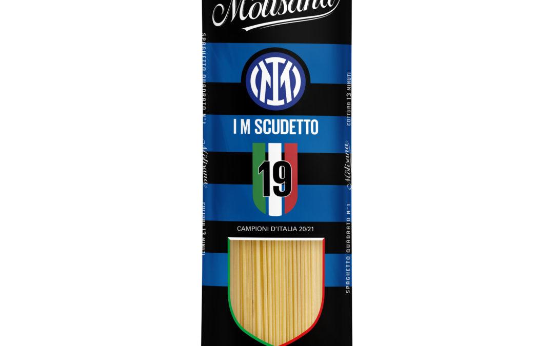 La Molisana: una limited edition per lo scudetto nerazzurro