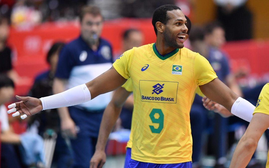Yoandy Leal è un giocatore di Modena Volley