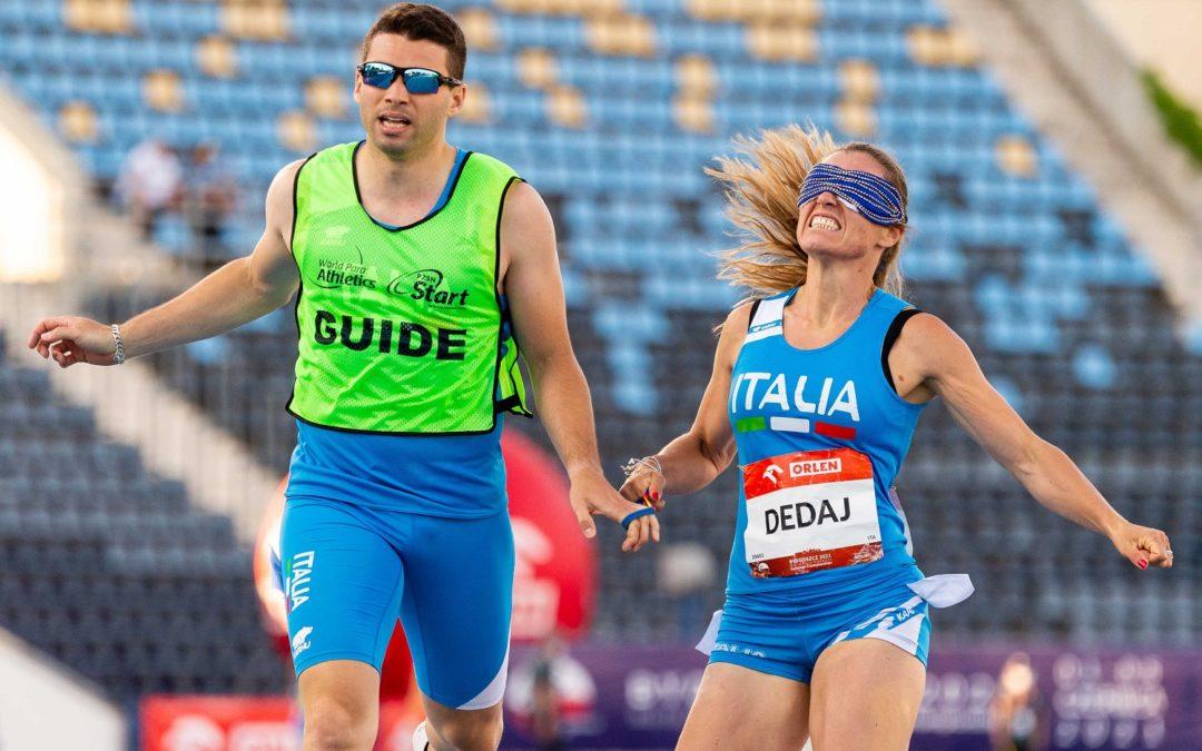 AtleticAtletica paralimpica: Europei di Bydgoszcz