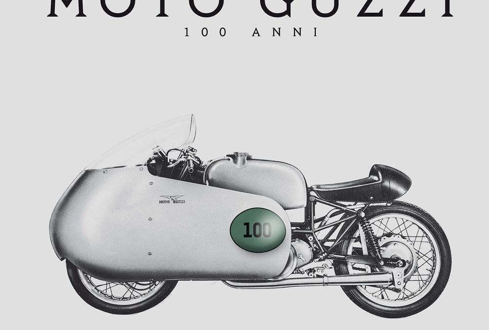 Presentato il libro Moto Guzzi 100 anni