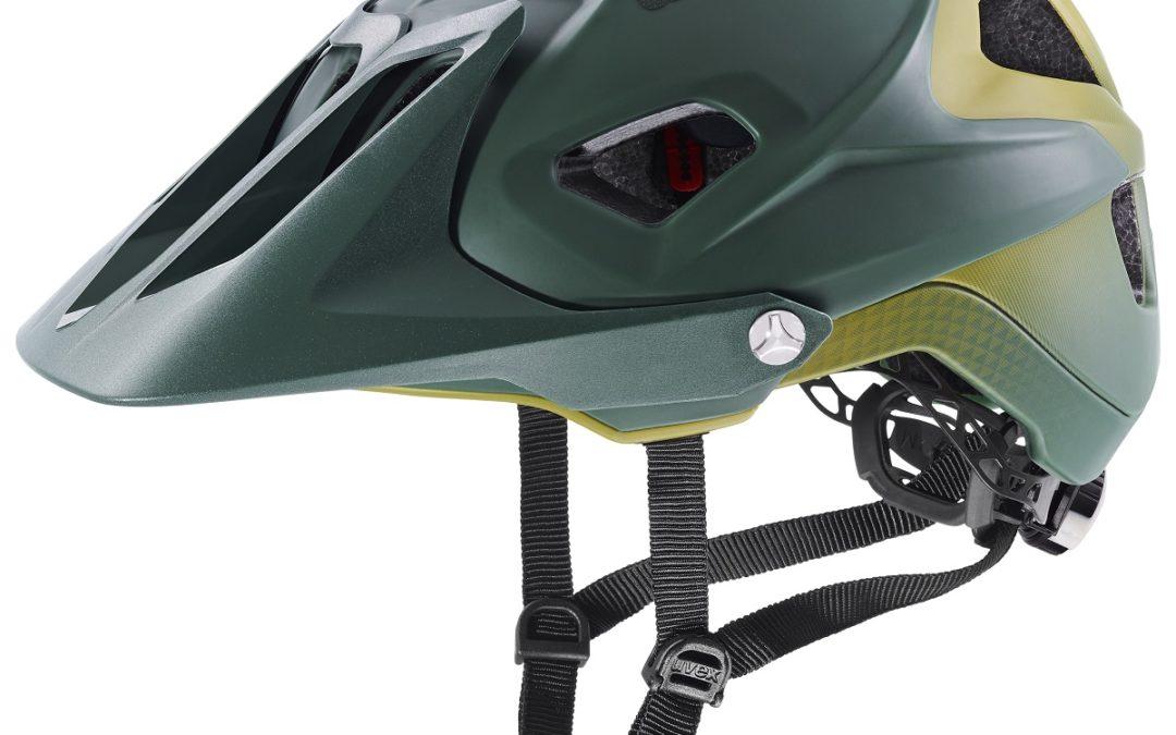 Uvex lancia i caschi da mountain bike intelligenti
