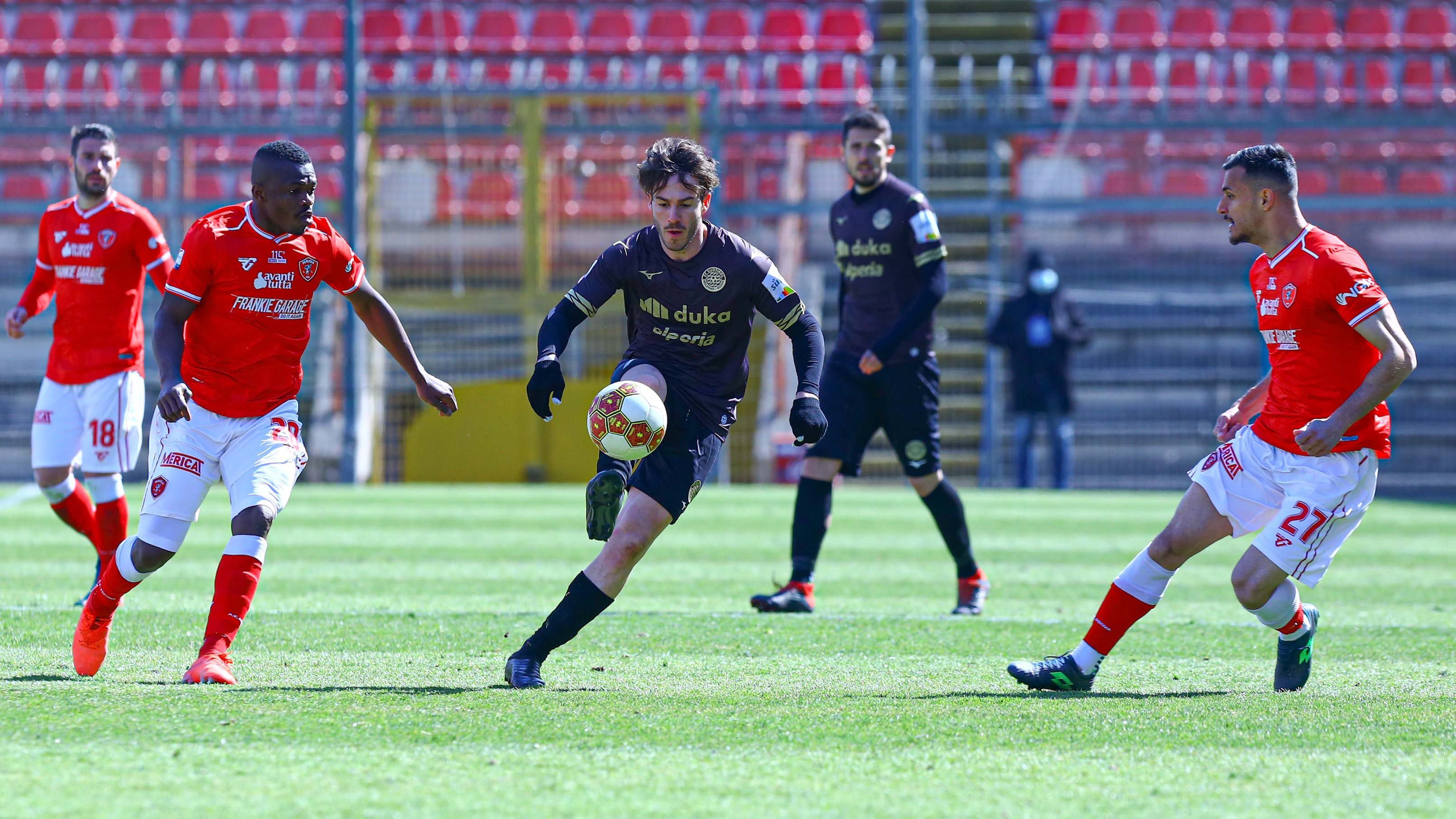 Coppa Italia Lega Serie A: turno preliminare a Perugia
