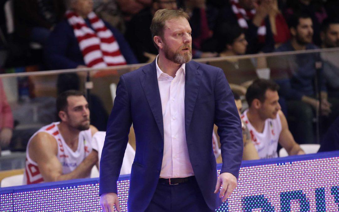 Devis Cagnardi è il nuovo allenatore della WithU Bergamo