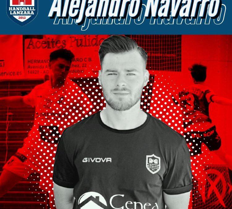 Genea Lanzara: nuovo arrivo Alejandro Navarro