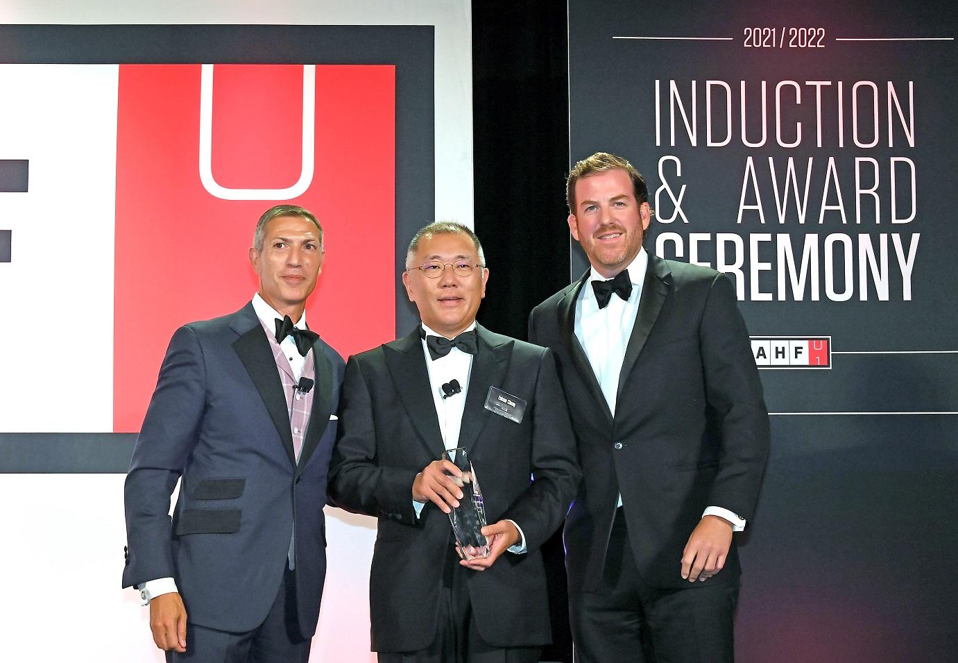 Mong-Koo Chung Honorary Chairman di Hyundai Motor Group