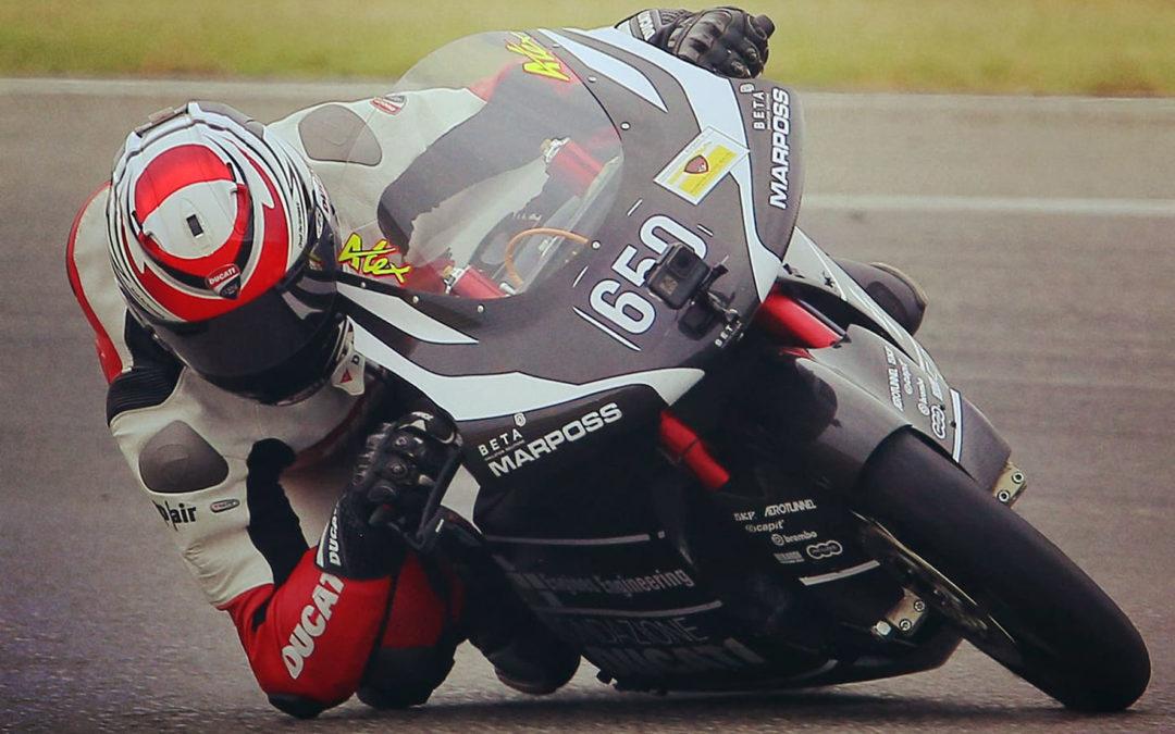 """Il Motoclub """"Castiglion Fiorentino"""" in pista in Spagna al Motostudent"""