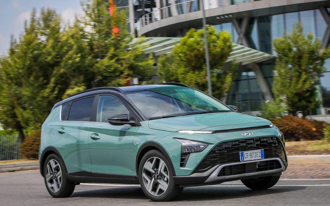 Nuova Hyundai BAYON: best in class da 16.800 euro