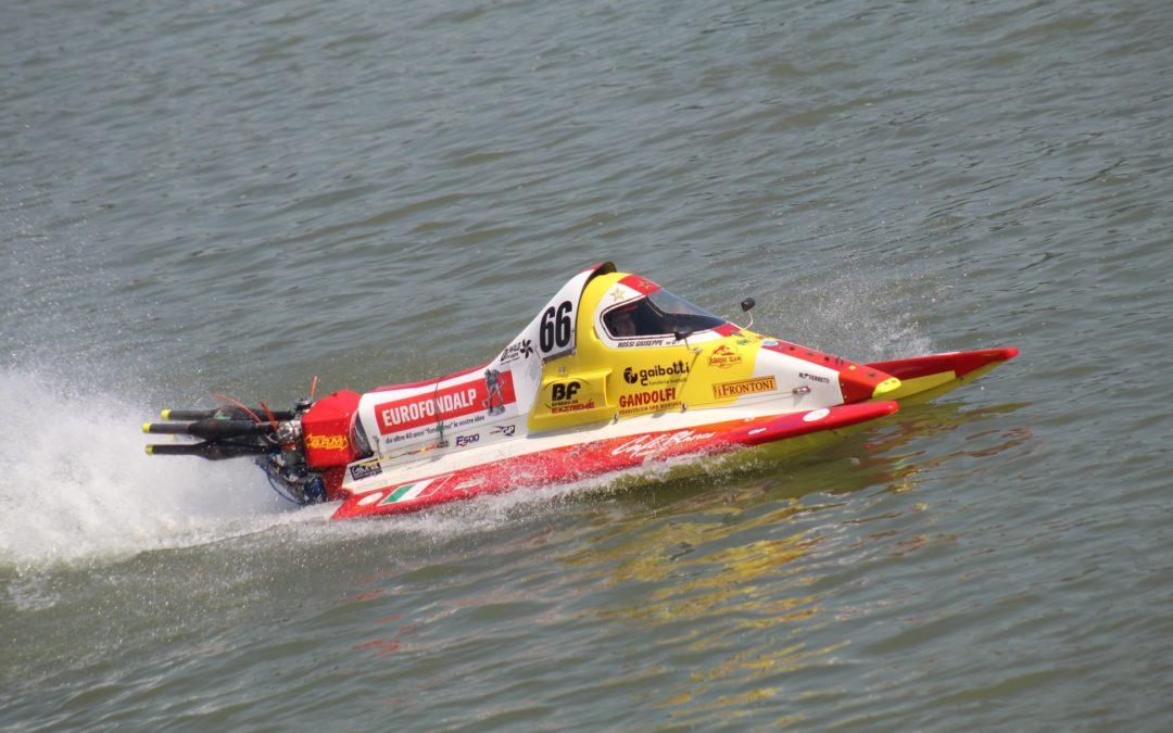 Giuseppe Rossi vince il Titolo della F/500