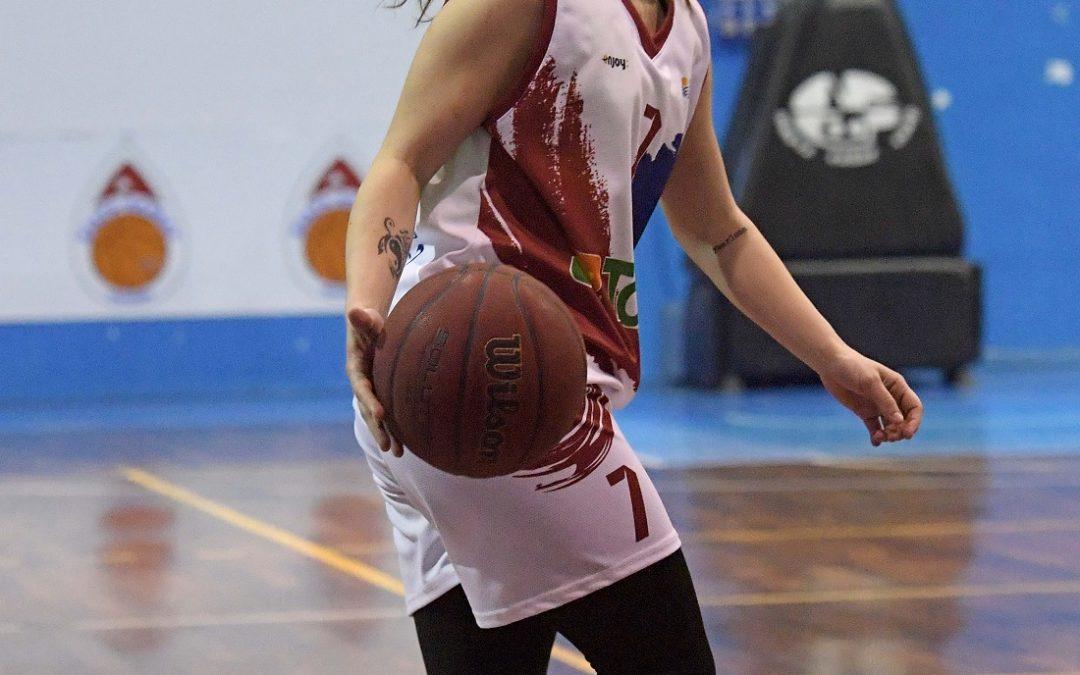 Alessia De Mitri: un altro anno al Salerno Basket