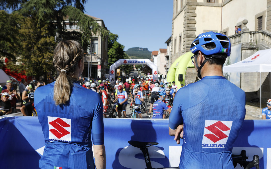1° edizione del Suzuki Bike Day