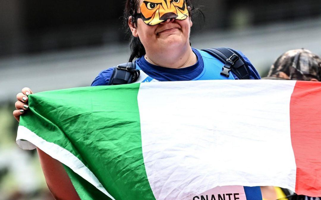 Paralimpiadi: grandi prove e due argenti a Tokyo