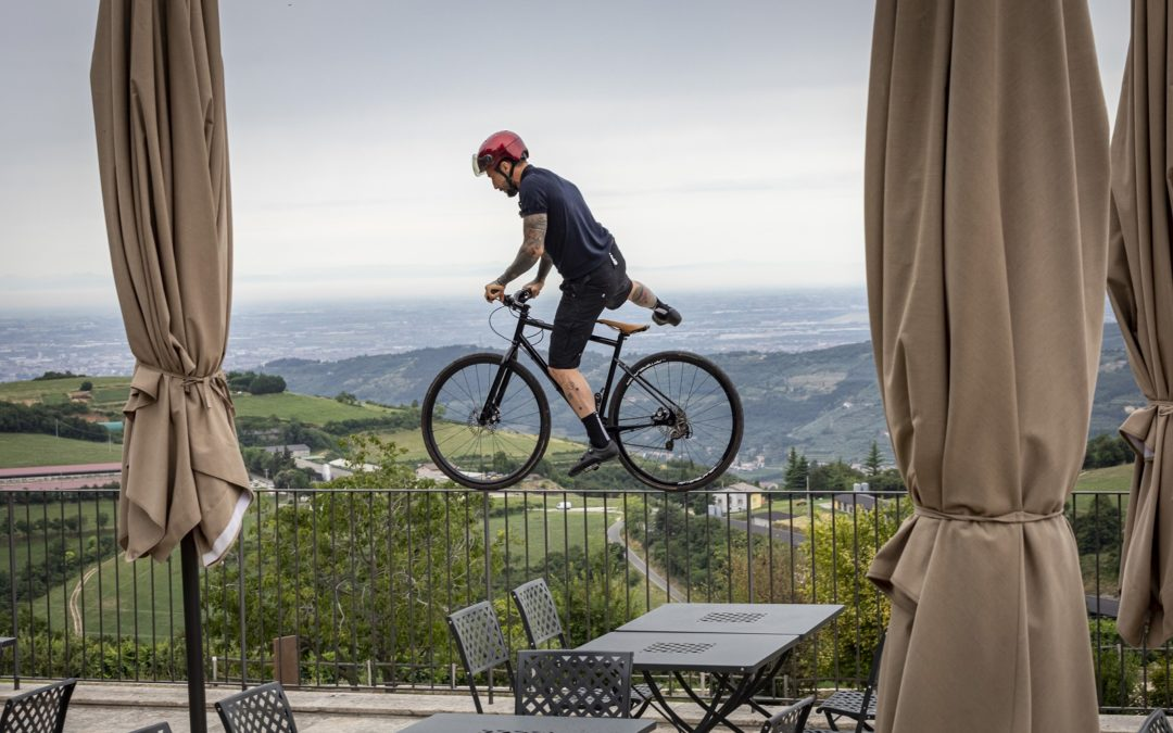 SpoletoNorcia in Mountain Bike