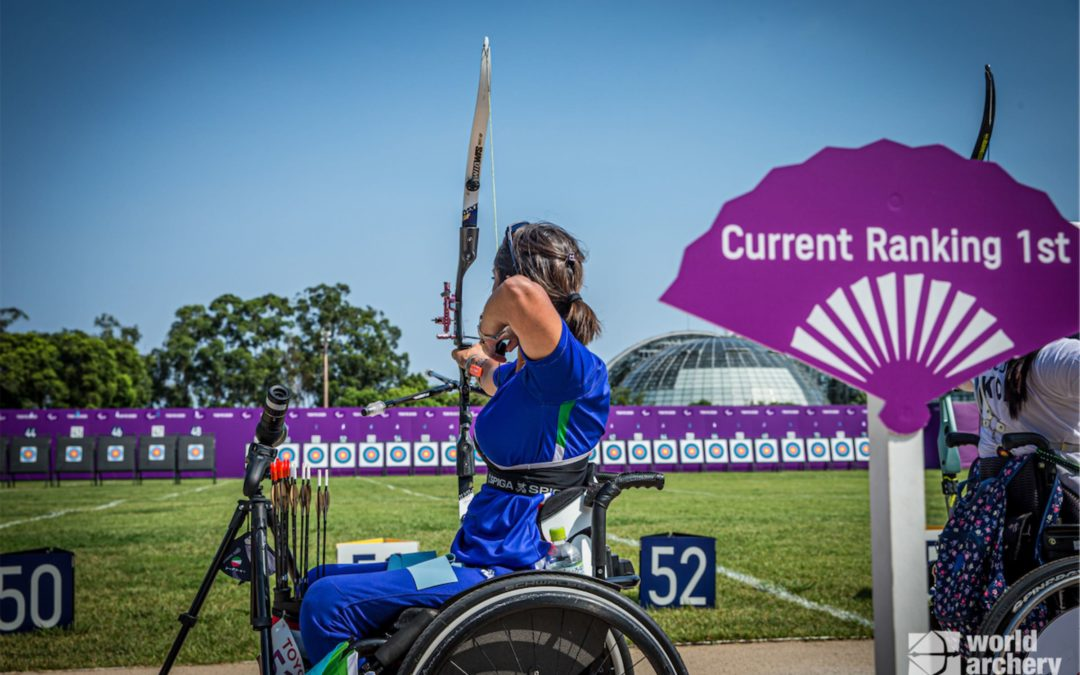 ARCO Giochi Olimpici: 9 primati paralimpici