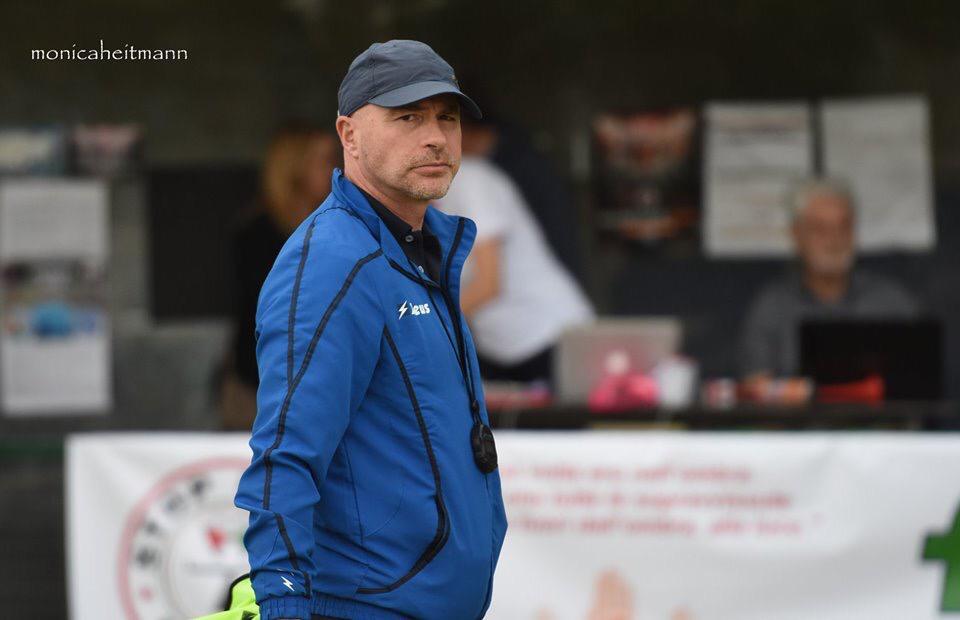 Il coach Fabrizio Mattei alla Libertas San Saba: squadra iscritta alla A1