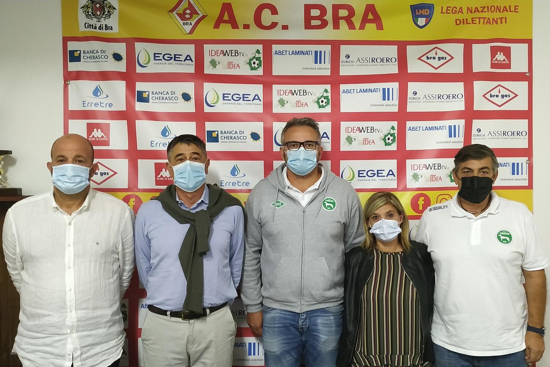 Sinergia e collaborazione tra l'AC Bra e l'ACSD Cambiano