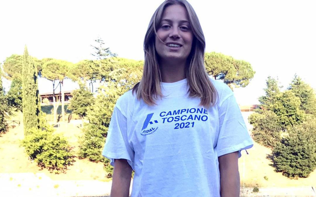 3 titoli regionali per l'Alga Atletica Arezzo ai Campionati Toscani Junior