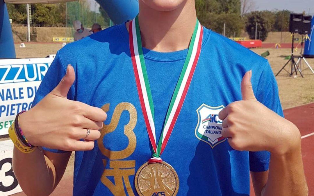 Alga Atletica Arezzo festeggia ai Campionati Toscani Allievi