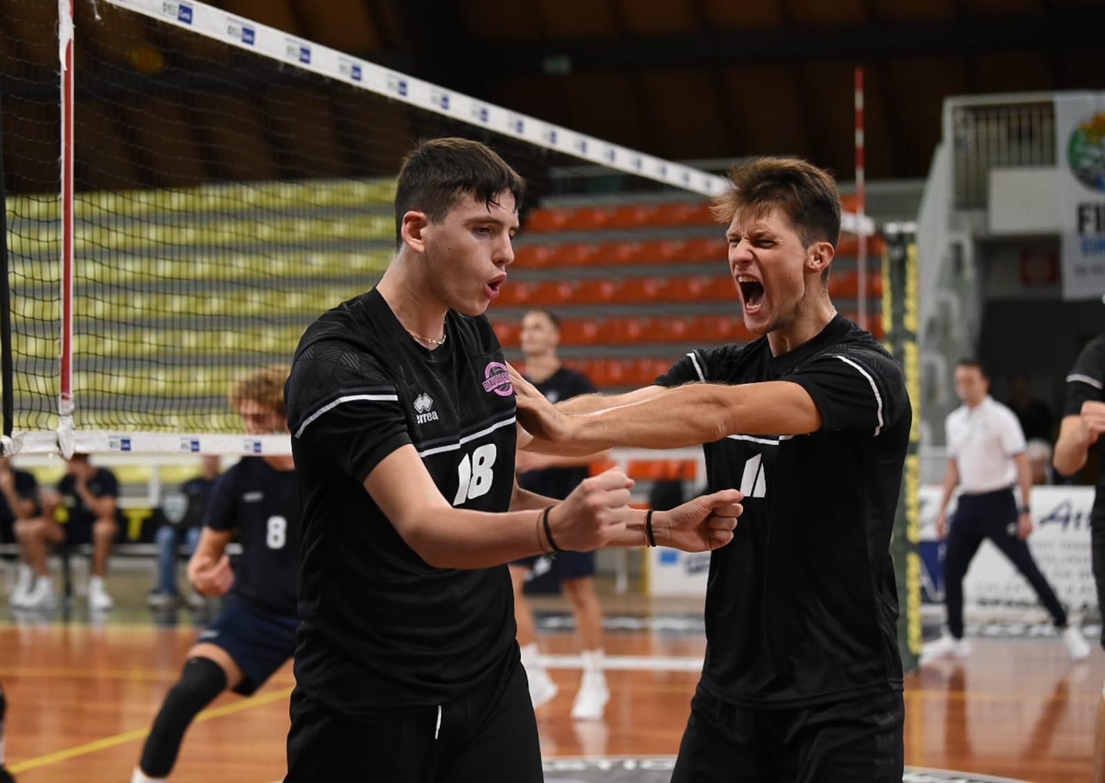 Volley A2M: Il Pool Libertas Cantù si impone di nuovo