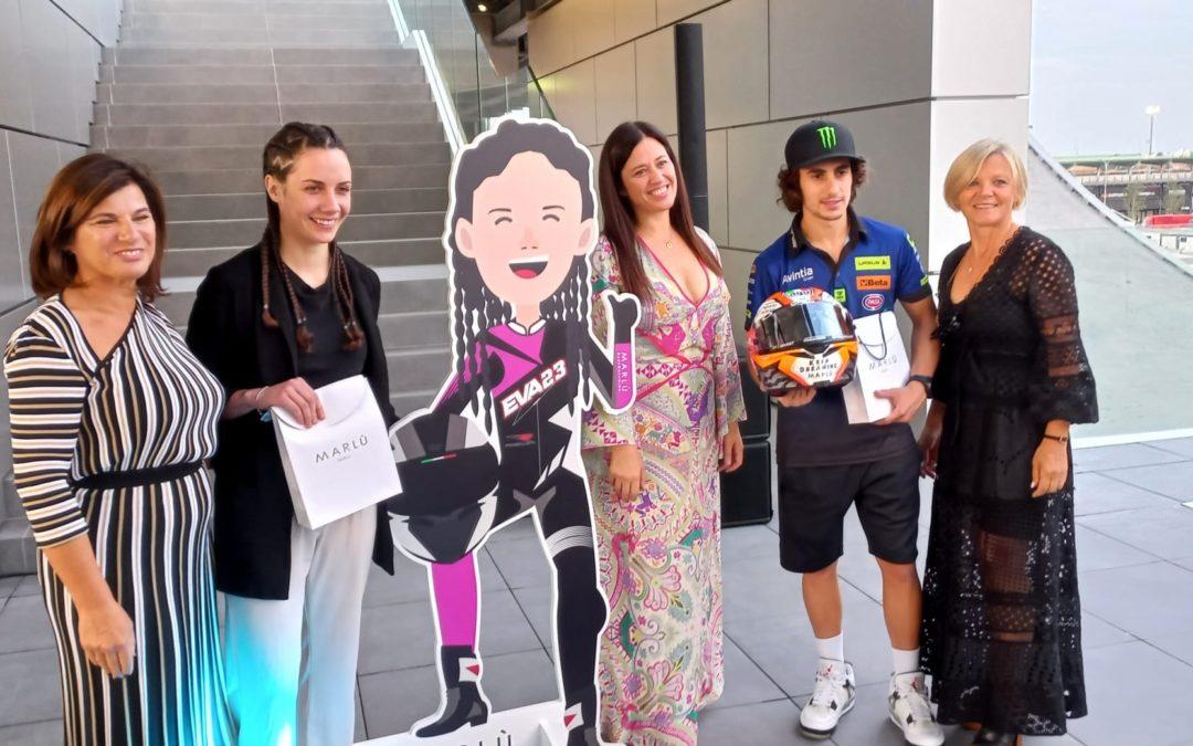 Marlù Keep Dreaming Mette in Moto in Pista la Passione racconta le donne dal Motomondiale
