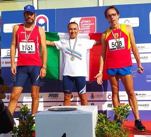 Italiani Master: 14 titoli per la Fratellanza a Rieti