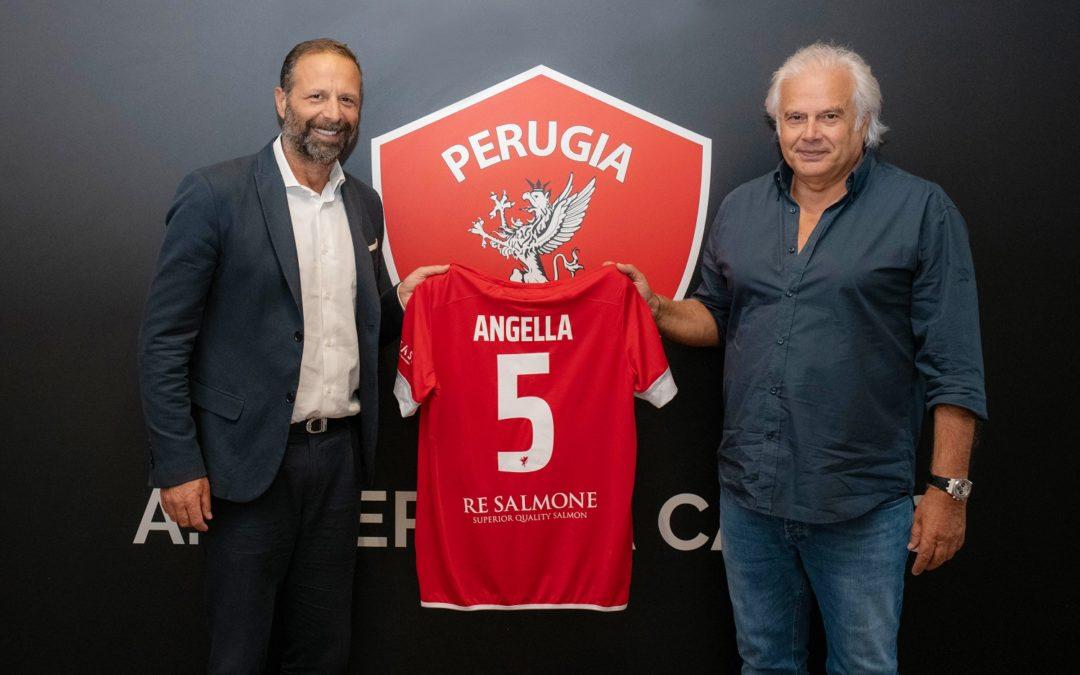 AC Perugia Calcio avrà il suo back sponsor
