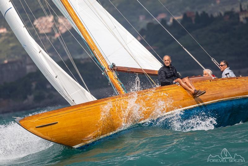 La Spezia: le vele d'epoca