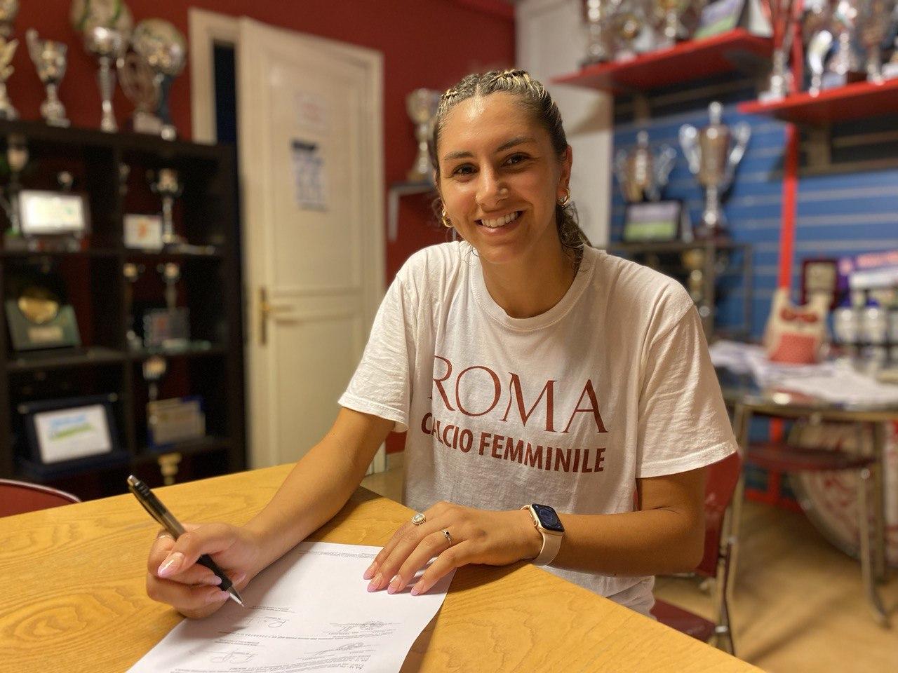 Roma CF: Ancora un colpo in attacco