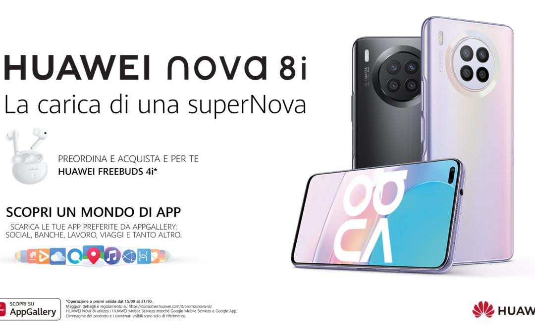 Huawei presenta ufficialmente il nuovo nova