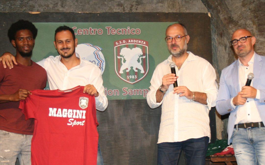 Presentazione ufficiale in Fortezza Vecchia a Livorno della Prima Squadra
