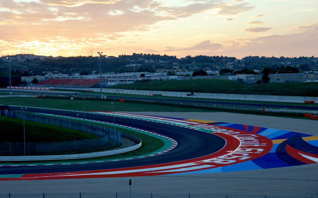 Inaugurata la nuova terrazza panoramica del Misano World Circuit