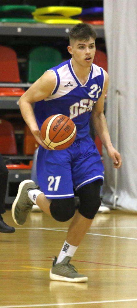 Nuova Pallacanestro Messina ingaggia l'ala Kristofers Vasilevskis