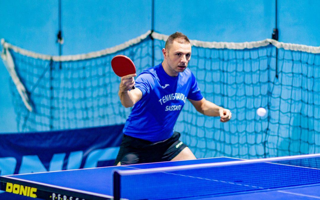 Tennistavolo Sassari: la A2 maschile a Napoli