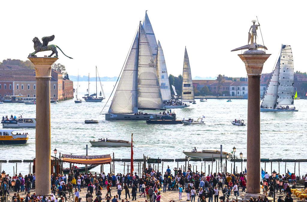 16 Maxi Yacht il 16 ottobre per i 16 secoli di Venezia